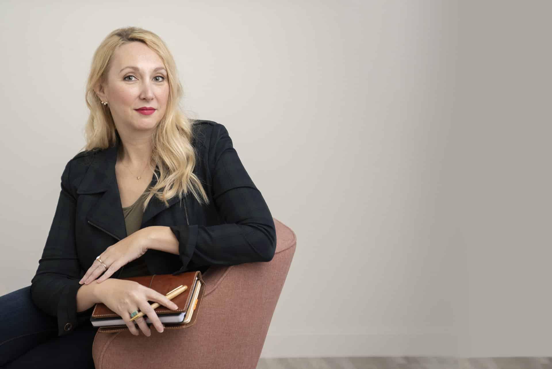 Jessica Mehring Conversion Copywriting Consultant hero